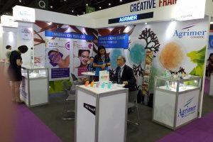 InCosmetics Asia 2018 - AGRIMER